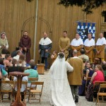 medival wedding